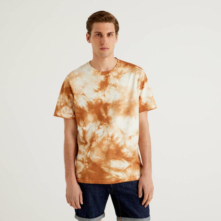Fade effect t-shirt