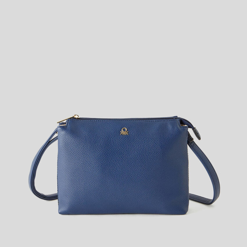 Bag with double compartment