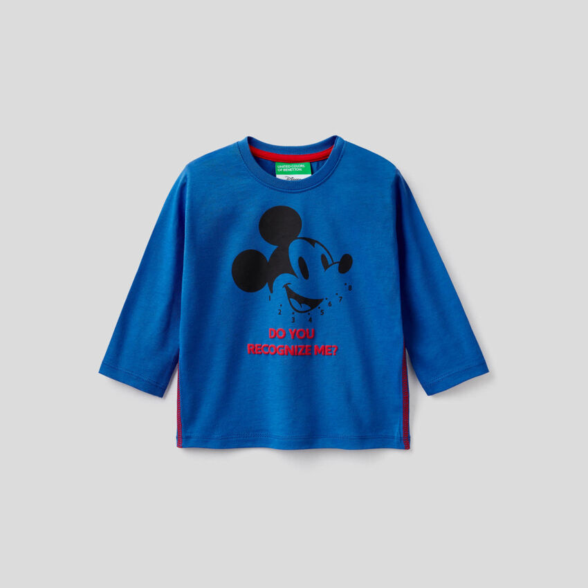 100% cotton Mickey Mouse t-shirt