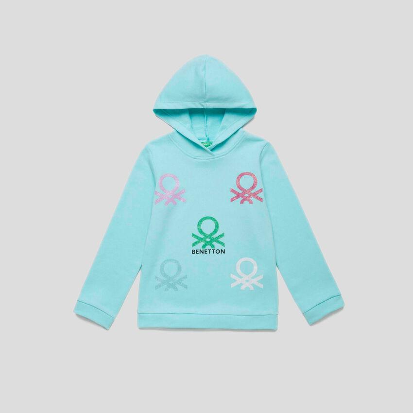 Logo hoodie